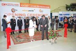 Стартует Центральноазиатская промышленная неделя