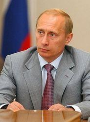 Сегодня Владимиру Путину исполняется 59 лет