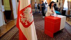 В Польше под угрозой взрыва избирательный участок