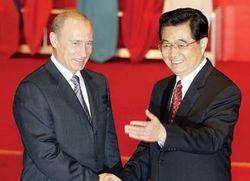 О чем Путин поговорил в Китае?