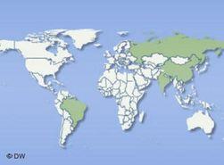Страны БРИК рассматривают возможности инвестирования в Европу