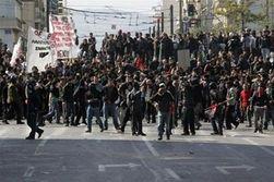 Чья очередь бастовать на этой неделе в Греции?