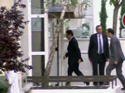Во время родов супруги Саркози встречался с другой женщиной