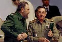 Фидель против... Рауля Кастро