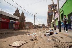 Каковы последствия мощного землетрясения в Южной Америке?