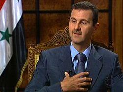 За что глава Сирии раскритиковал иностранные СМИ?