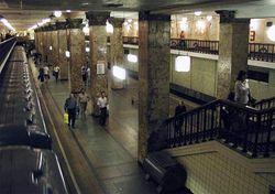 В Москве соединят две ветки метро