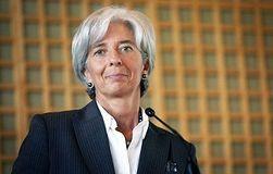С какой целью глава МВФ три дня пробудет в России?