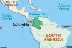 В Колумбии оползень накрыл более десяти домов