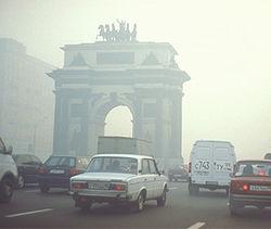 Московские улицы напоминают декорации к фильму катастроф, как защититься в таких условиях?