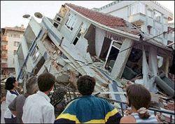 Землетрясение разрушило 20 домов в Турции, погибли люди