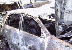 За полгода в Москве сожгли свыше сотни автомобилей