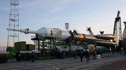 Космонавты уверены в технике, что выведет их в космос