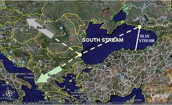 Болгария и Сербия дали зеленый свет «Южному потоку»