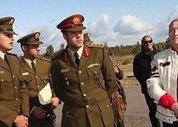 «Убитый» сын Каддафи жив и подступает к Триполи?