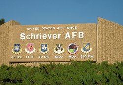 Захват изнутри: здание базы ВВС США захвачено одиночкой