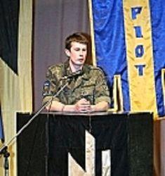 Лидер «Патриота Украины» ранен двумя свинцовыми пулями