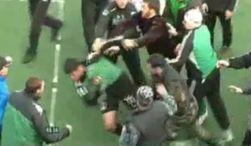 Видео драки Гогниева в Грозном появилось в интернете