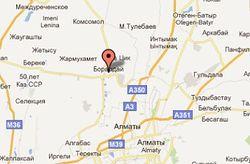 Перестрелка в Казахстане: убиты сотрудники КНБ