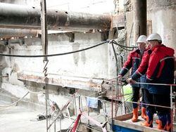 Алабяно-Балтийский тоннель откроют к осени 2012 года