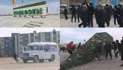 Казахи предъявили властям свои требования