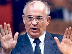 НТВ собирается «очернить» Горбачева?