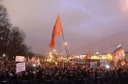 На митинг в Москве собрали 3 миллиона
