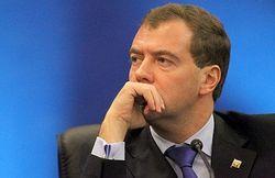 О каких переменах говорил Медведев?