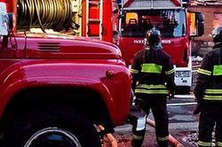 В Москве горело отделение полиции