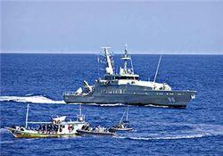 Австралийцы «выловили» в океане новую партию нелегалов – 56 человек