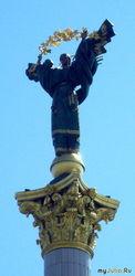 Символ Независимости Украины может рухнуть: ошибка архитекторов или мистическое предупреждение?