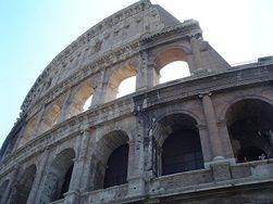Обрушение элемента не угрожает Колизею