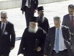 Игумена Ватопедского монастыря заточили в тюрьму