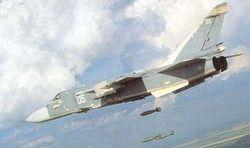Су-24 сгорел и не подлежит восстановлению