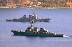 Иран и США расставляют кораблики для «морского боя»