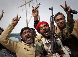 Ливийский военачальник: Начинается гражданская война
