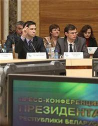 Лукашенко – журналистам: Забудьте о политике, посмотрите какая красивая Беларусь!
