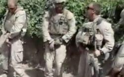 Опознаны осквернители тел талибов: имена не раскрываются