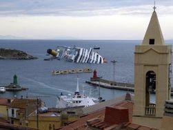Жертвы кораблекрушения: французы, испанец, итальянец и перуанец