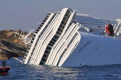 Пропавших на Costa Concordia вдвое больше, чем считалось ранее