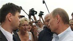 Путин: честных руководителей в России? Где же их взять?
