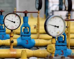 Россия сократит транзит газа территорией Украины