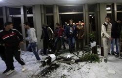 В оплоте новой ливийской власти начались беспорядки