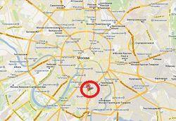 В Центре Москвы произошла стрельба: ранен человек