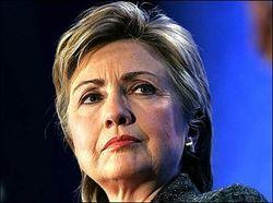 Клинтон: С Россией невозможно конструктивно работать