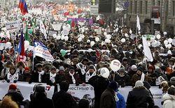 После первого тура выборов россияне будут меньше митинговать