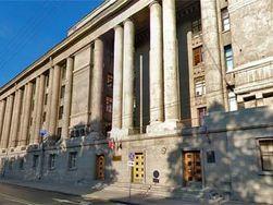 В петербургском ГУ МВД масштабная проверка