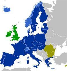 Румыния и Болгария могут не получить в 2011 году ожидаемого «шенгена»