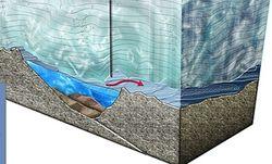 2012: затерянное озеро может шокировать ученых