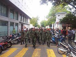 Инвесторам: волнения на Мальдивах приняли опасный оборот
